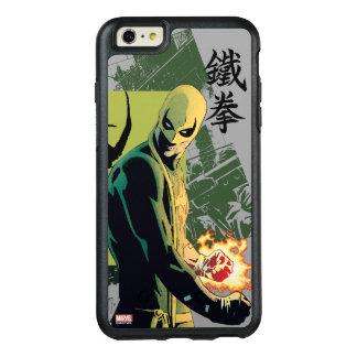 Iron Fist Comic Book Graphic OtterBox iPhone 6/6s Plus Case