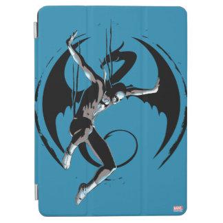 Iron Fist Dragon Landing iPad Air Cover