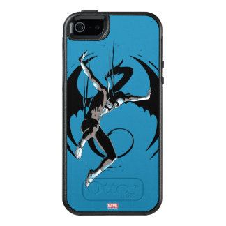 Iron Fist Dragon Landing OtterBox iPhone 5/5s/SE Case