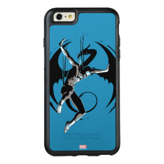 Iron Fist Dragon Landing OtterBox iPhone 6/6s Plus Case