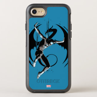 Iron Fist Dragon Landing OtterBox Symmetry iPhone 7 Case