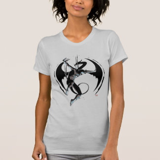 Iron Fist Dragon Landing T-Shirt