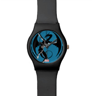 Iron Fist Dragon Landing Watch