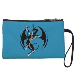 Iron Fist Dragon Landing Wristlet