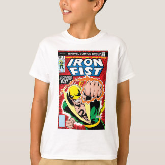 Iron Fist: Like Tigers In The Night T-Shirt