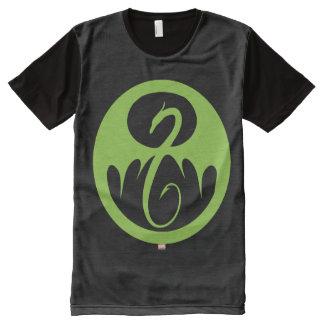 Iron Fist Logo - Green