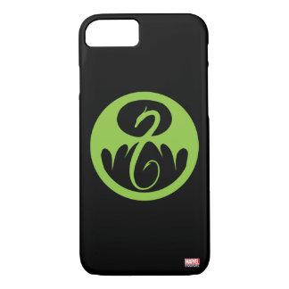 Iron Fist Logo - Green iPhone 7 Case