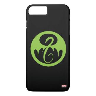 Iron Fist Logo - Green iPhone 8 Plus/7 Plus Case