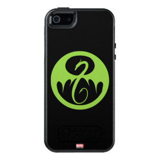 Iron Fist Logo - Green OtterBox iPhone 5/5s/SE Case