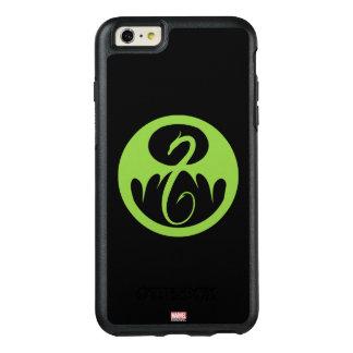 Iron Fist Logo - Green OtterBox iPhone 6/6s Plus Case
