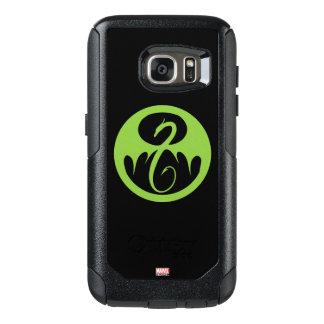 Iron Fist Logo - Green OtterBox Samsung Galaxy S7 Case
