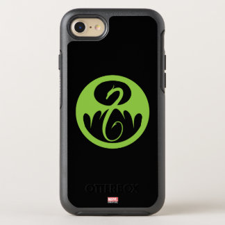 Iron Fist Logo - Green OtterBox Symmetry iPhone 7 Case