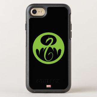 Iron Fist Logo - Green OtterBox Symmetry iPhone 8/7 Case
