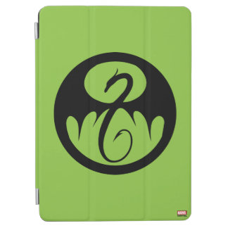Iron Fist Logo iPad Air Cover