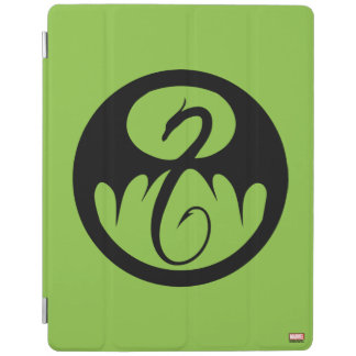 Iron Fist Logo iPad Cover