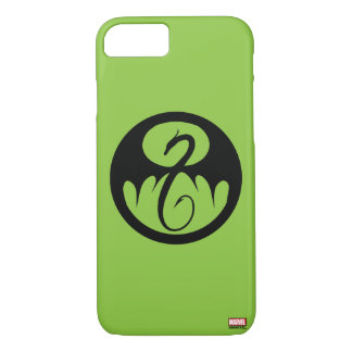 Iron Fist Logo iPhone 7 Case