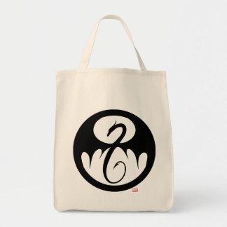 Iron Fist Logo Tote Bag