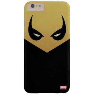 Iron Fist Mask Barely There iPhone 6 Plus Case