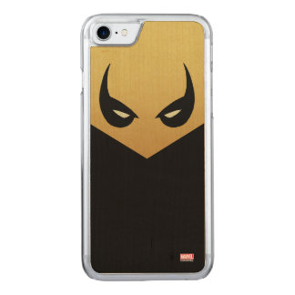 Iron Fist Mask Carved iPhone 7 Case