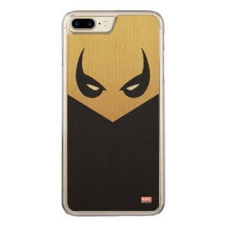Iron Fist Mask Carved iPhone 8 Plus/7 Plus Case