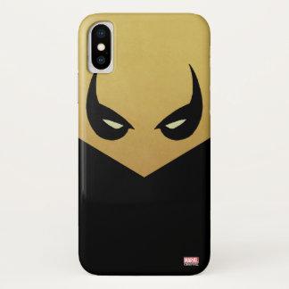 Iron Fist Mask iPhone X Case