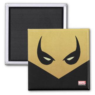 Iron Fist Mask Magnet