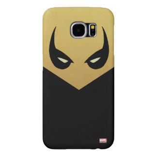 Iron Fist Mask Samsung Galaxy S6 Cases