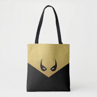 Iron Fist Mask Tote Bag