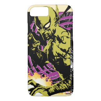 Iron Fist the Living Weapon iPhone 8/7 Case