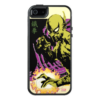 Iron Fist the Living Weapon OtterBox iPhone 5/5s/SE Case