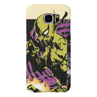 Iron Fist the Living Weapon Samsung Galaxy S6 Cases