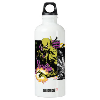 Iron Fist the Living Weapon Water Bottle