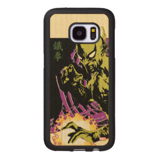 Iron Fist the Living Weapon Wood Samsung Galaxy S7 Case
