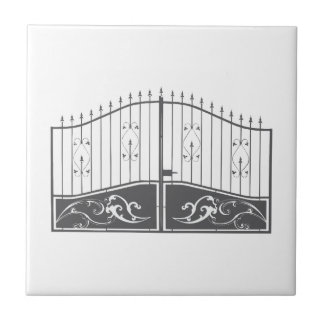 Iron Gate Ceramic Tiles