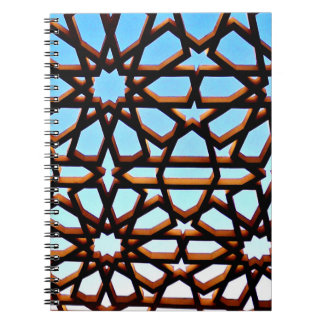 Iron Gate Spiral Notebook