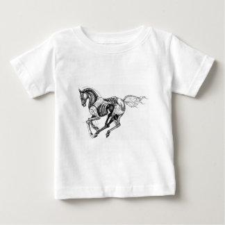 Iron Horse Baby T-Shirt