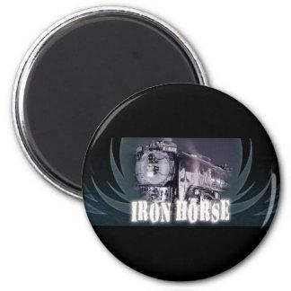 Iron Horse Logo Magnet