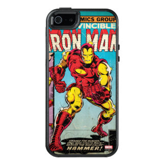 Iron Man - 126 Sept OtterBox iPhone 5/5s/SE Case