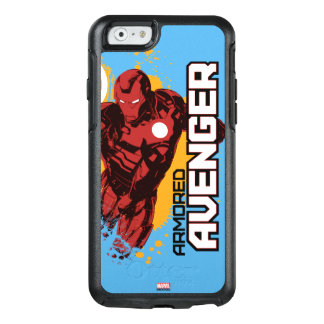 Iron Man Armored Avenger Graphic OtterBox iPhone 6/6s Case