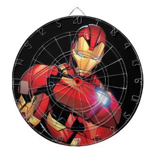 Iron Man Assemble Dartboard