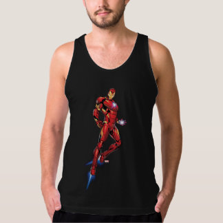 Iron Man Assemble Tank Top