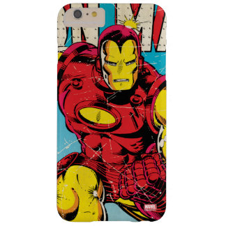 Iron Man Comic #126 Barely There iPhone 6 Plus Case