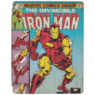 Iron Man Comic #126 iPad Cover