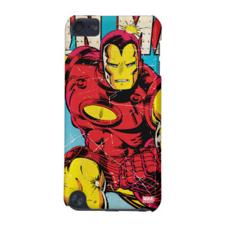Iron Man Comic #126 iPod Touch 5G Case