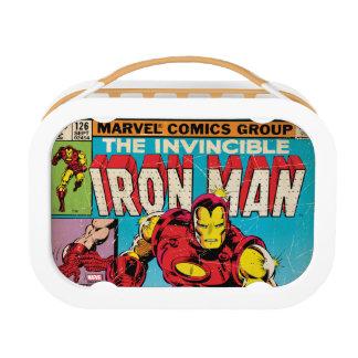 Iron Man Comic #126 Lunch Box
