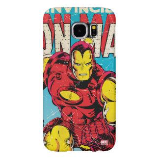 Iron Man Comic #126 Samsung Galaxy S6 Cases