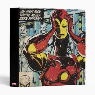 Iron Man Comic #170 Binder