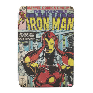 Iron Man Comic #170 iPad Mini Cover