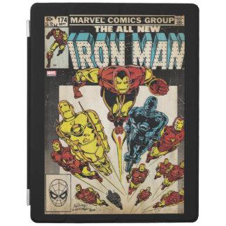 Iron Man Comic #174 iPad Cover
