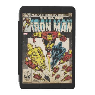 Iron Man Comic #174 iPad Mini Cover